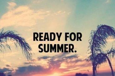 Slik blir du klar for sommeren fra topp til tå!