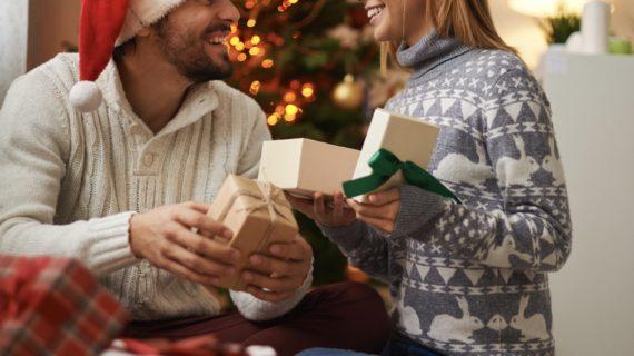 Julegaver til henne